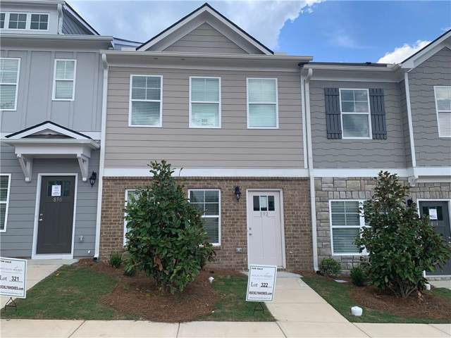 892 Ambient Way #322, Atlanta, GA 30331 (MLS #6595871) :: North Atlanta Home Team
