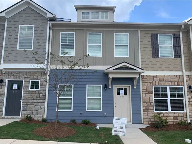 896 Ambient Way #324, Atlanta, GA 30331 (MLS #6595901) :: North Atlanta Home Team