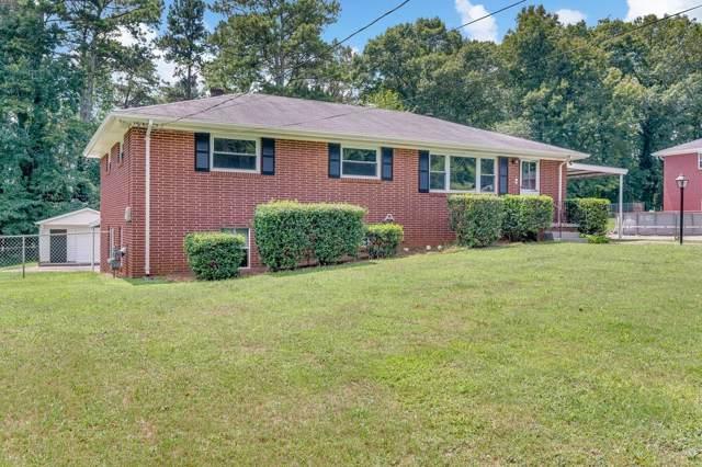 7 Larose Drive SW, Marietta, GA 30060 (MLS #6596497) :: North Atlanta Home Team