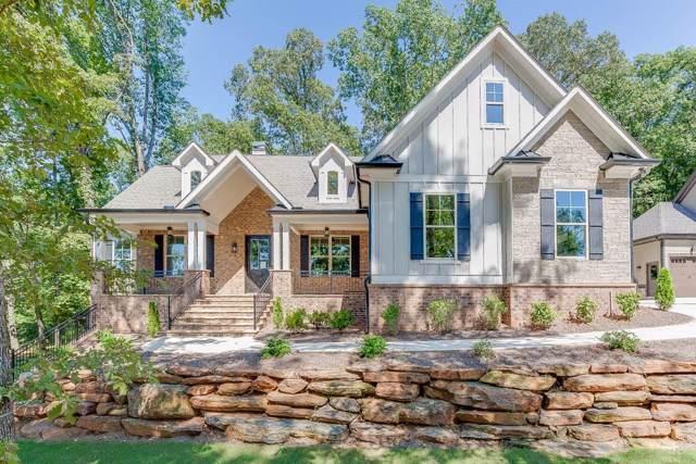 400 Meadow Lake Terrace, Hoschton, GA 30548 (MLS #6596544) :: North Atlanta Home Team