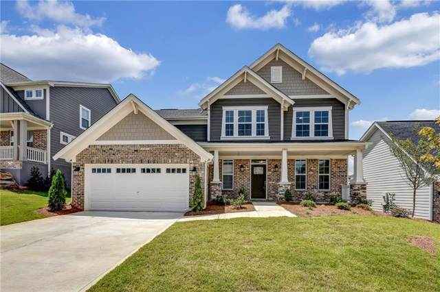 384 Floating Leaf Way, Dallas, GA 30132 (MLS #6596545) :: North Atlanta Home Team