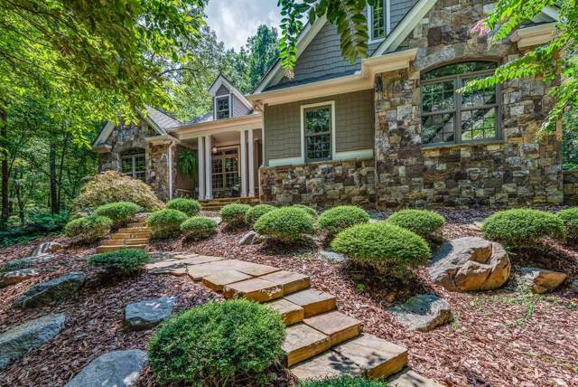 175 N Harris Creek Drive, Ellijay, GA 30540 (MLS #6596591) :: North Atlanta Home Team