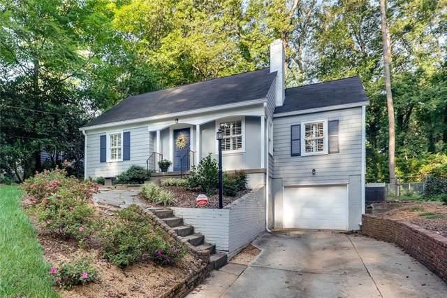 2066 Cottage Lane NW, Atlanta, GA 30318 (MLS #6596644) :: The Zac Team @ RE/MAX Metro Atlanta
