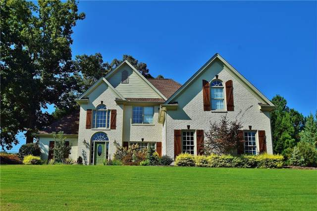 4417 Tall Hickory Trail, Gainesville, GA 30506 (MLS #6596835) :: North Atlanta Home Team