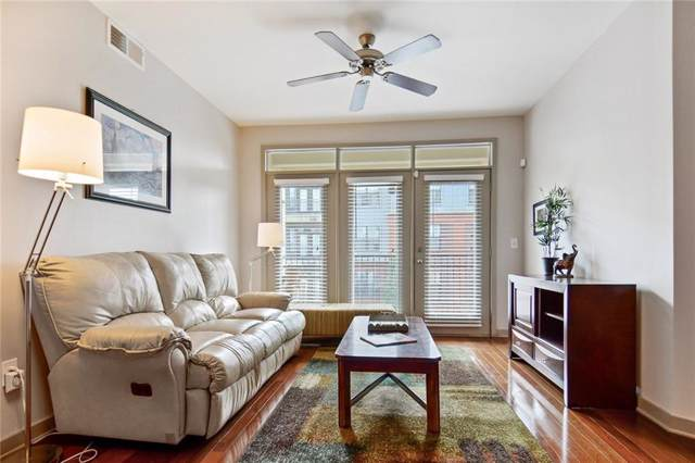 390 17th Street NW #4019, Atlanta, GA 30363 (MLS #6596884) :: The Zac Team @ RE/MAX Metro Atlanta