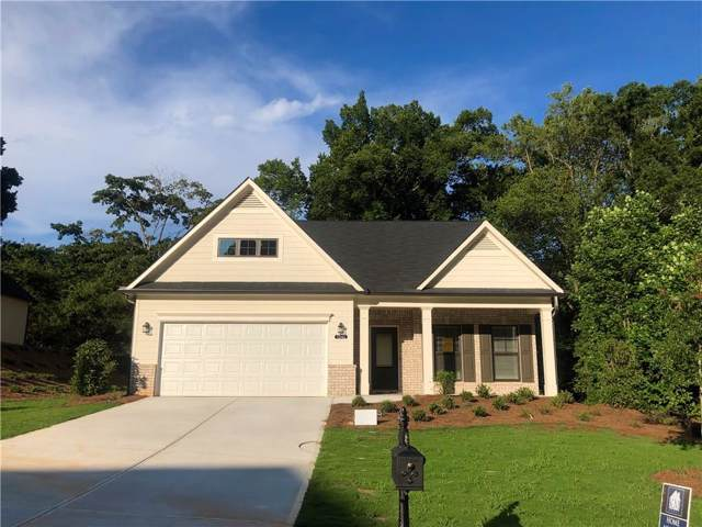 1342 Burnam Wood Drive, Gainesville, GA 30501 (MLS #6596983) :: RE/MAX Paramount Properties