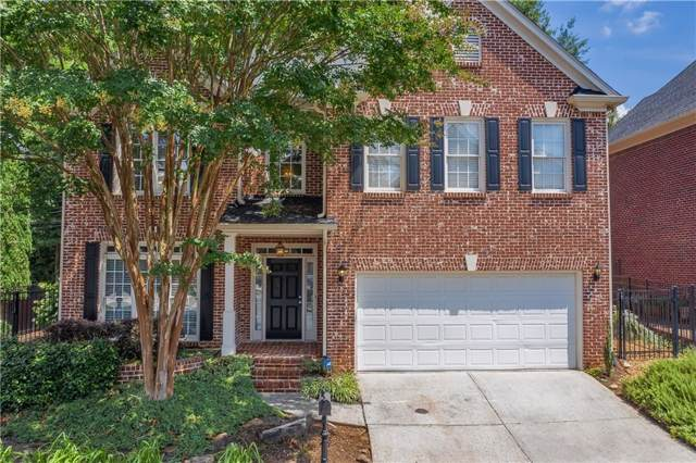 2377 Mill Ridge Trail, Atlanta, GA 30345 (MLS #6597201) :: North Atlanta Home Team