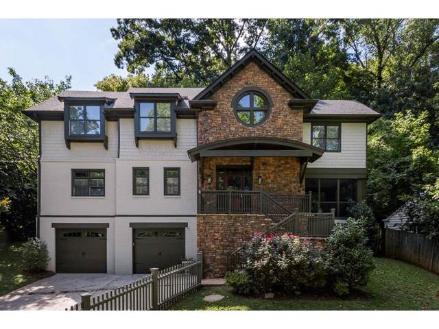 1265 Mclynn Avenue NE, Atlanta, GA 30306 (MLS #6597437) :: Good Living Real Estate