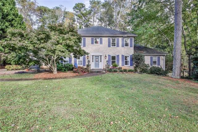 2207 Forestglade Drive, Stone Mountain, GA 30087 (MLS #6597752) :: Iconic Living Real Estate Professionals