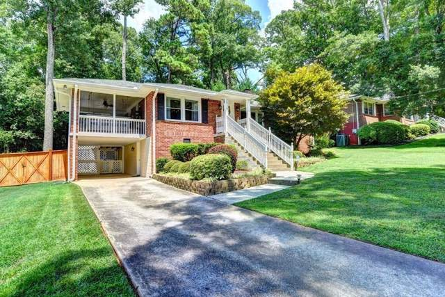 2038 Wilandrew Drive, Decatur, GA 30033 (MLS #6597789) :: The Zac Team @ RE/MAX Metro Atlanta