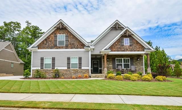 170 Arrowridge, Waleska, GA 30183 (MLS #6597795) :: Kennesaw Life Real Estate