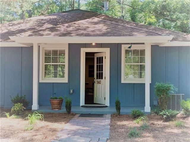 560 Allgood Road, Stone Mountain, GA 30083 (MLS #6598207) :: RE/MAX Paramount Properties