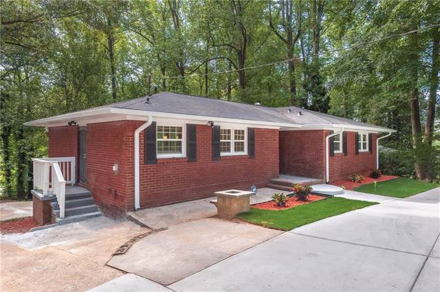 2804 Dodson Drive, East Point, GA 30344 (MLS #6598246) :: RE/MAX Paramount Properties
