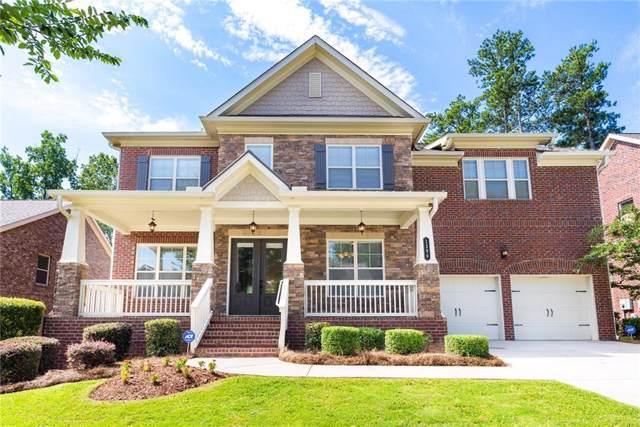 1290 Redbud Drive, Alpharetta, GA 30005 (MLS #6598248) :: North Atlanta Home Team