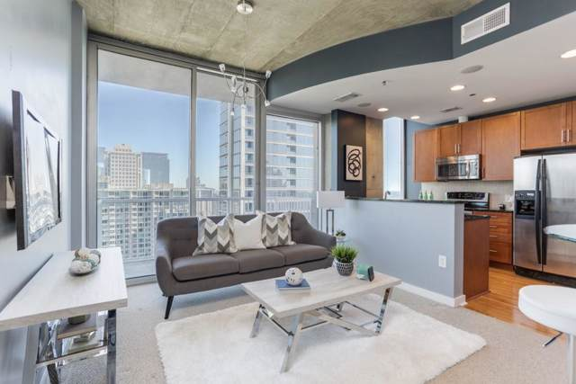 855 Peachtree Street NE #1904, Atlanta, GA 30308 (MLS #6598506) :: The Zac Team @ RE/MAX Metro Atlanta