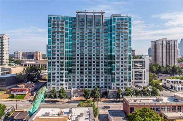 250 Pharr Road NE #2002, Atlanta, GA 30305 (MLS #6598516) :: RE/MAX Paramount Properties