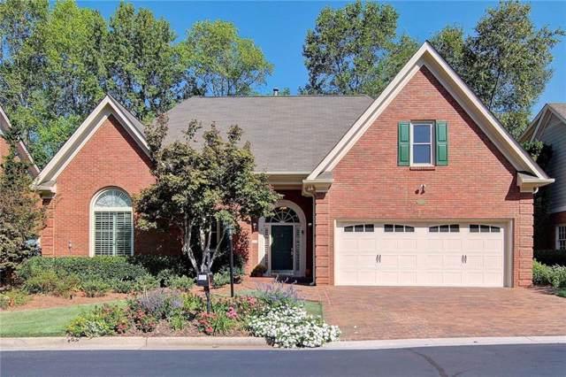 2020 Woodland Way, Dunwoody, GA 30338 (MLS #6598627) :: North Atlanta Home Team