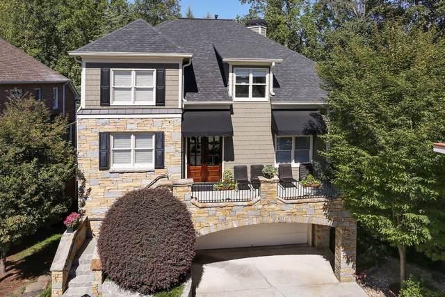 1162 Fairway Gardens NE, Brookhaven, GA 30319 (MLS #6598748) :: North Atlanta Home Team