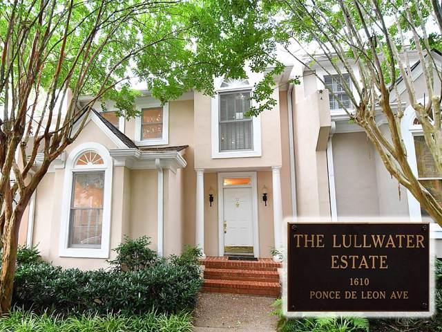 17 Lullwater Estate NE, Atlanta, GA 30307 (MLS #6598919) :: North Atlanta Home Team