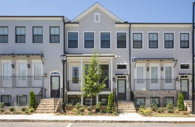 2008 Manchester Street #99, Atlanta, GA 30324 (MLS #6598938) :: North Atlanta Home Team