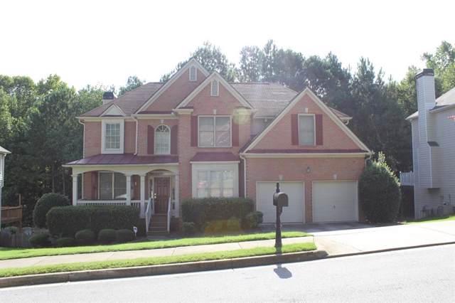 3905 Canterbury Walk Drive, Duluth, GA 30097 (MLS #6599117) :: North Atlanta Home Team