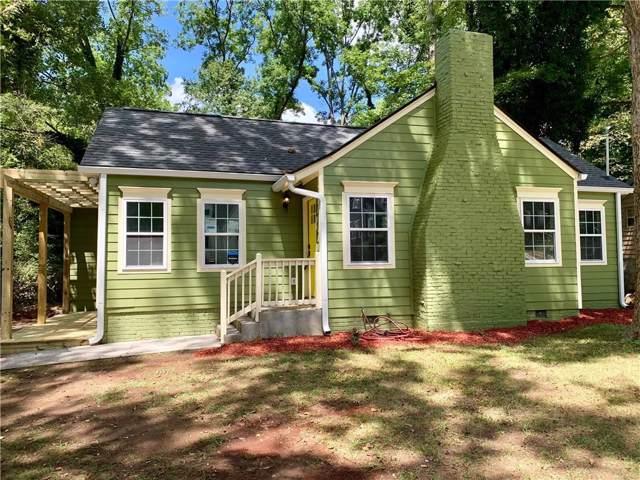 1769 Alvarado Terrace SW, Atlanta, GA 30310 (MLS #6599256) :: Iconic Living Real Estate Professionals