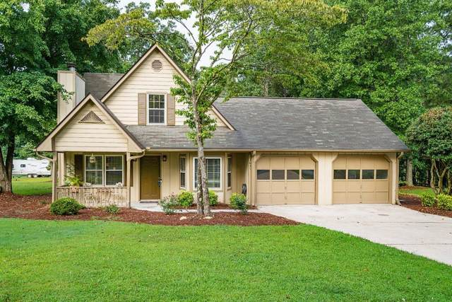 3631 Autumn View Drive NW, Acworth, GA 30101 (MLS #6599377) :: North Atlanta Home Team