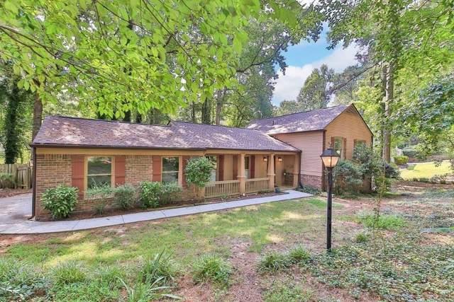 3930 Pheasant Circle SE, Marietta, GA 30067 (MLS #6599437) :: North Atlanta Home Team