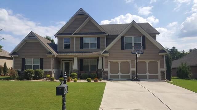 2253 SW Glenn Valley Drive SW, Marietta, GA 30064 (MLS #6599628) :: North Atlanta Home Team