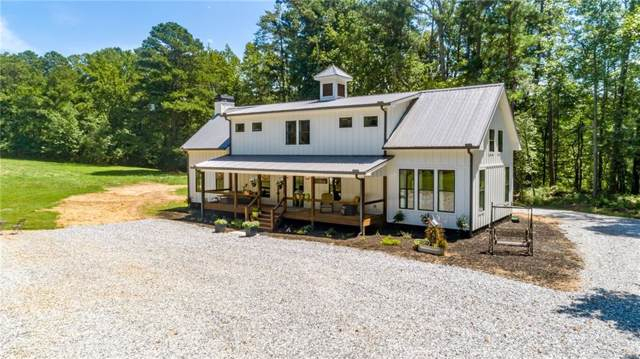 3595 Aaron Sosebee Road, Cumming, GA 30028 (MLS #6599688) :: North Atlanta Home Team