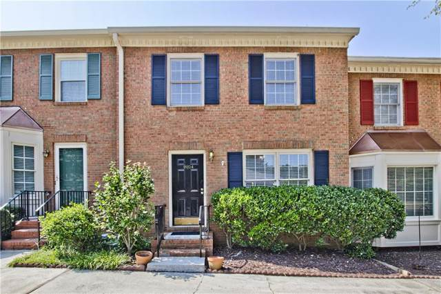 9104 Cobbler Court, Roswell, GA 30076 (MLS #6599842) :: North Atlanta Home Team
