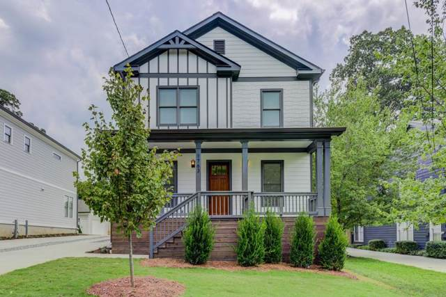 1763 Ellen Street NW, Atlanta, GA 30318 (MLS #6599949) :: North Atlanta Home Team
