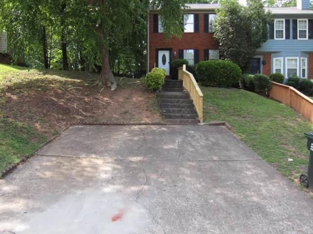 949 Mill Stone Drive, Marietta, GA 30062 (MLS #6599990) :: RE/MAX Prestige