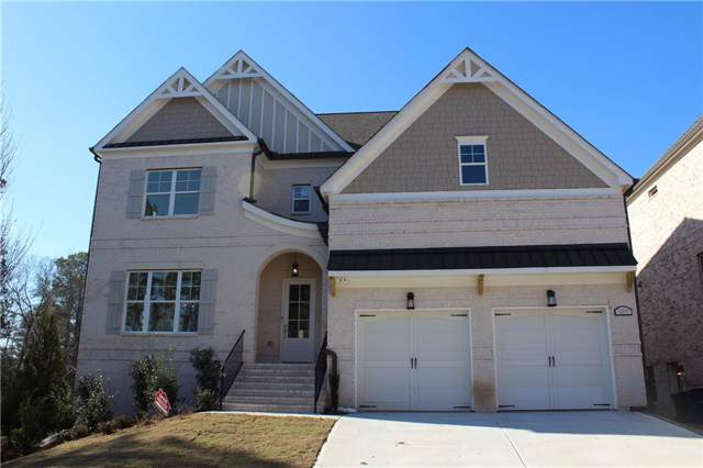 12010 Castleton Court, Alpharetta, GA 30022 (MLS #6600159) :: MyKB Partners, A Real Estate Knowledge Base