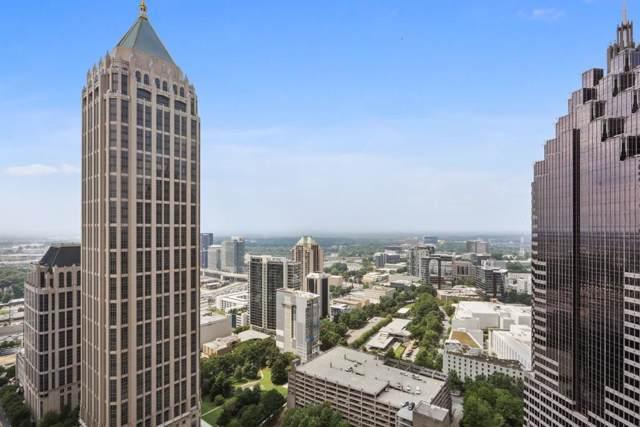 75 14th Street NE #3640, Atlanta, GA 30309 (MLS #6600228) :: North Atlanta Home Team