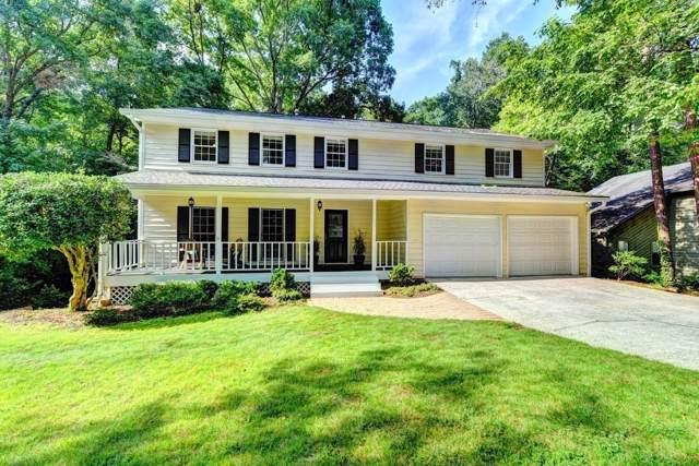 530 Silver Pine Trail, Roswell, GA 30076 (MLS #6600299) :: North Atlanta Home Team