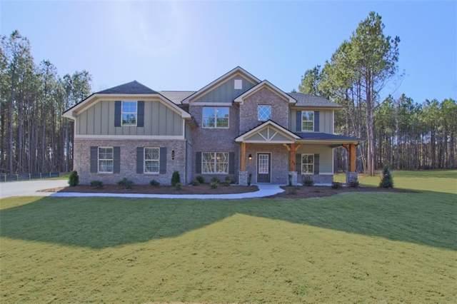 155 Atkins Lane, Fayetteville, GA 30215 (MLS #6600645) :: The Cowan Connection Team