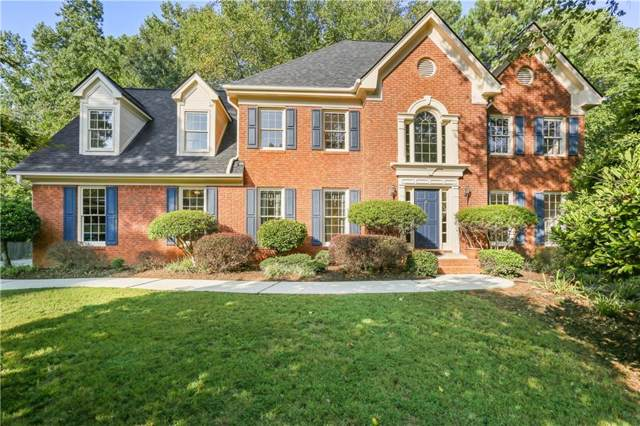 1215 Buice Drive SW, Lilburn, GA 30047 (MLS #6600674) :: Kennesaw Life Real Estate