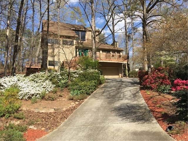 8605 S Mount Drive, Alpharetta, GA 30022 (MLS #6600762) :: The Hinsons - Mike Hinson & Harriet Hinson