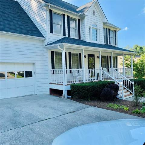 111 Springcrest Trail, Lawrenceville, GA 30046 (MLS #6600810) :: North Atlanta Home Team