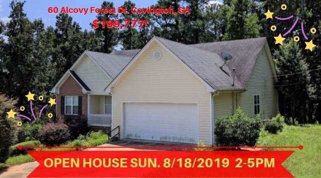 60 Alcovy Forest Drive, Covington, GA 30014 (MLS #6600847) :: The Heyl Group at Keller Williams