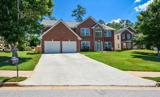 890 Buckingham Cove, Fairburn, GA 30213 (MLS #6600870) :: RE/MAX Paramount Properties