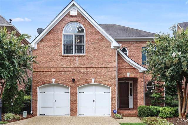 8 Bohler Point NW, Atlanta, GA 30327 (MLS #6600909) :: North Atlanta Home Team
