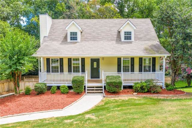 101 Pinehill Drive, Woodstock, GA 30188 (MLS #6601017) :: The Cowan Connection Team