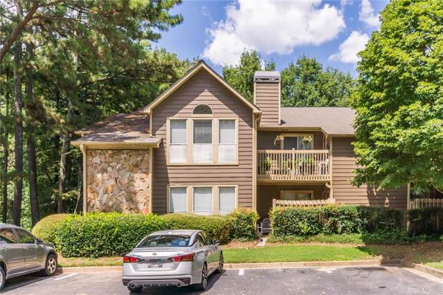 4009 Canyon Point Circle #4009, Roswell, GA 30076 (MLS #6601034) :: The Hinsons - Mike Hinson & Harriet Hinson
