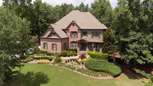 2252 Grain Meadow Lane, Stone Mountain, GA 30087 (MLS #6601117) :: Iconic Living Real Estate Professionals