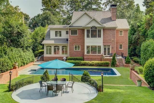 380 Pine Tree Drive NE, Atlanta, GA 30305 (MLS #6601140) :: Iconic Living Real Estate Professionals