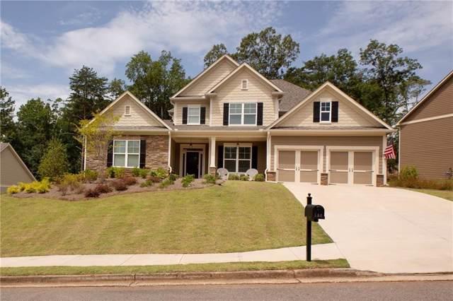 125 Longleaf Drive, Canton, GA 30114 (MLS #6601178) :: North Atlanta Home Team