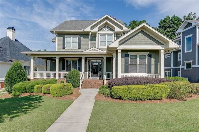 2810 Muskogee Lane, Braselton, GA 30517 (MLS #6601186) :: Dillard and Company Realty Group