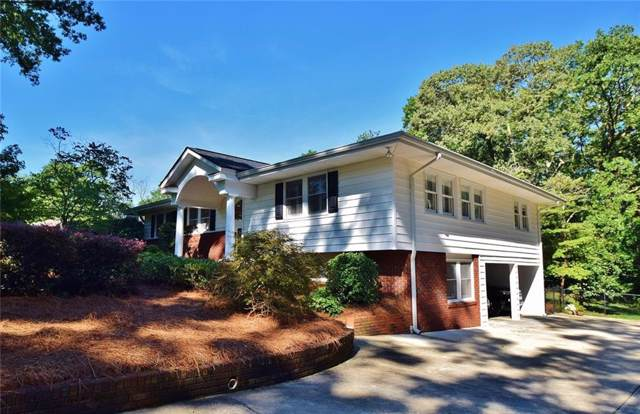 1907 Blue Ridge Drive, Gainesville, GA 30501 (MLS #6601222) :: North Atlanta Home Team